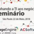 Seminario ManageEngine Sao Paulo