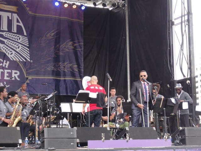 Irvin Mayfield Big Band