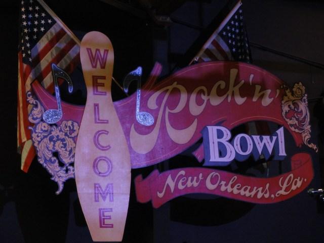 Club Rock'n Bowl à New Orleans