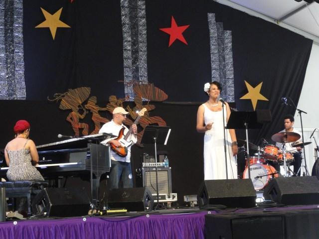 Courtney Bryan Quartet