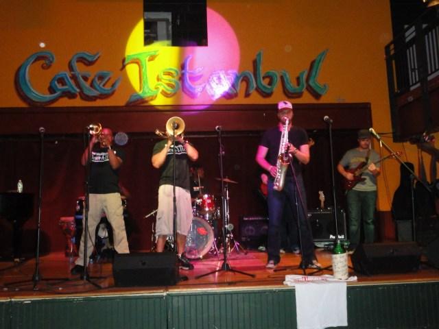 Brass-A-Holic Band