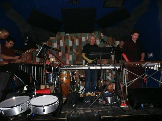 Mike Dillon & Percussion Consortium at Gasa Gasa