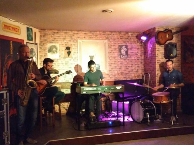 Alex Golino Quartet
