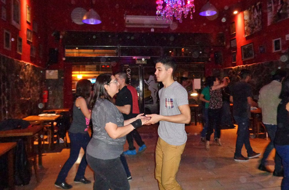 One place you'll want to learn Tango in Buenos Aires