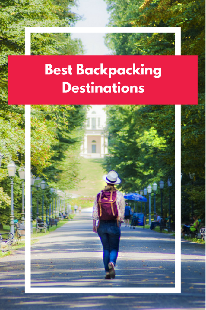 best backpacking destinations