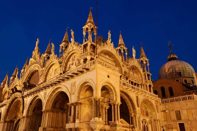 Cathedral of San Marco in Venice