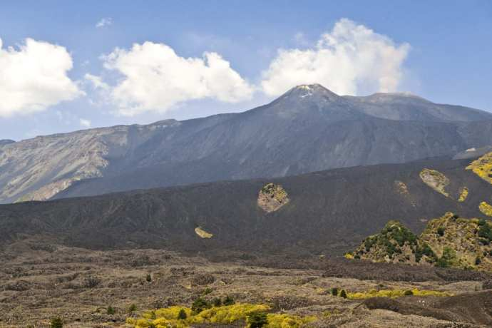 Mt. Etna, from the Walks of Italy Partner tour to Europe's largest active volcano. Find out why you should visit Mt. Etna in our blog.