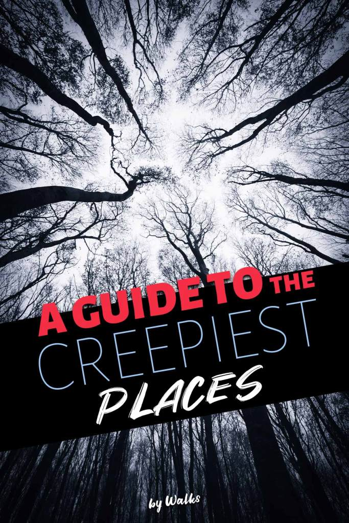 Most Haunted Places Around the World