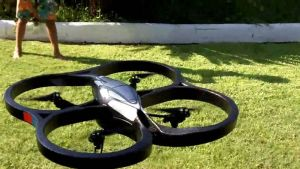 Concurso de control de un AR.Drone