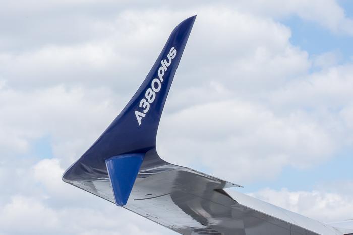winglet A380