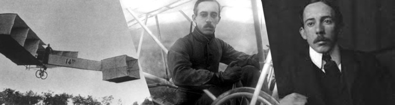 el primer avion de alberto santos dumont