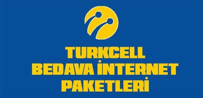 turkcell bedava internet 2020 ocak
