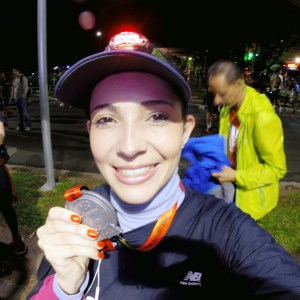 Desafio Pharmaton e a corrida Energizer Night Race