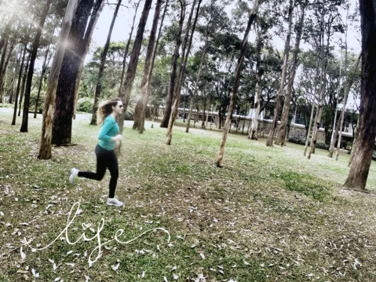 Fe Goncalves Corrida Parque Ibirapuera