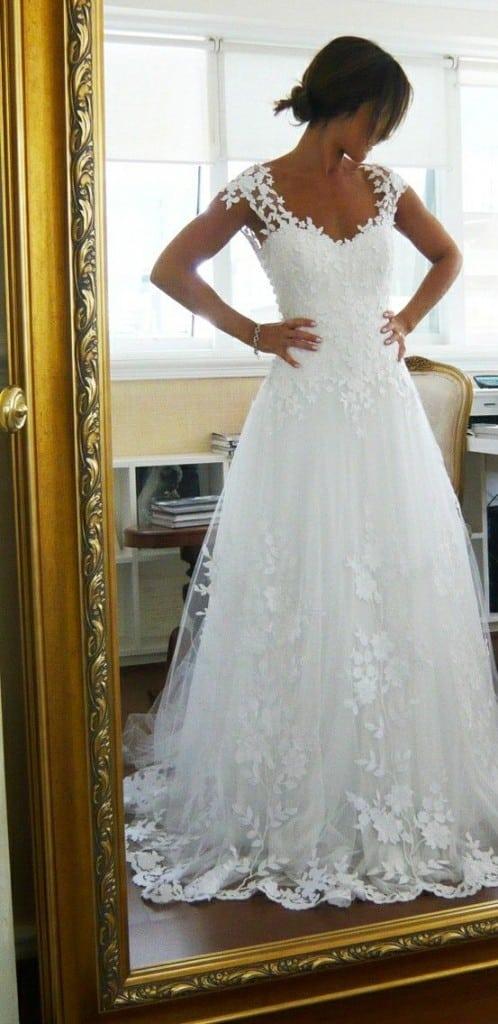 Modelo Vestido Noiva3