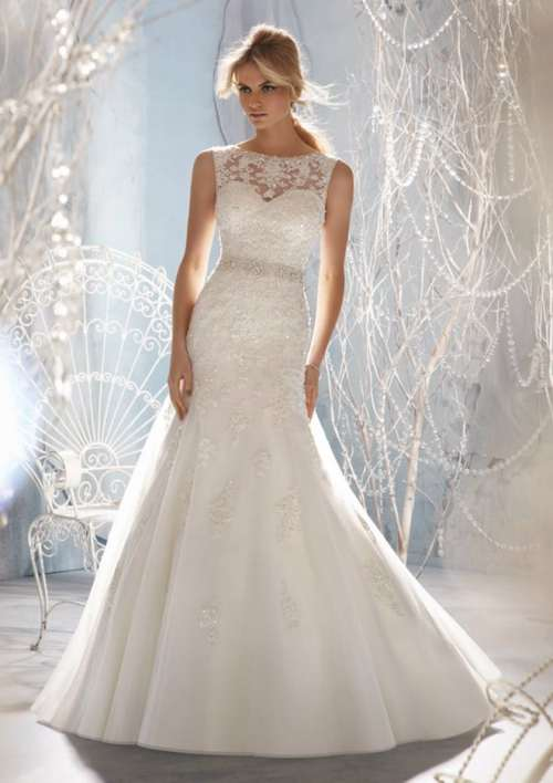 Modelo Vestido Noiva8