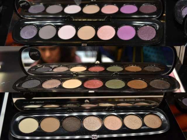Paleta sete sombras Marc Jacobs