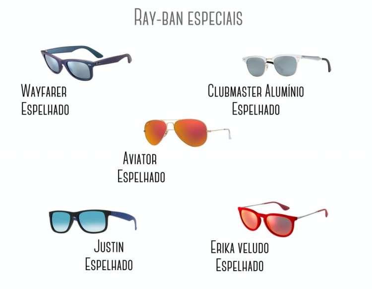 Ray Ban Modelos Especiais_Fotor2