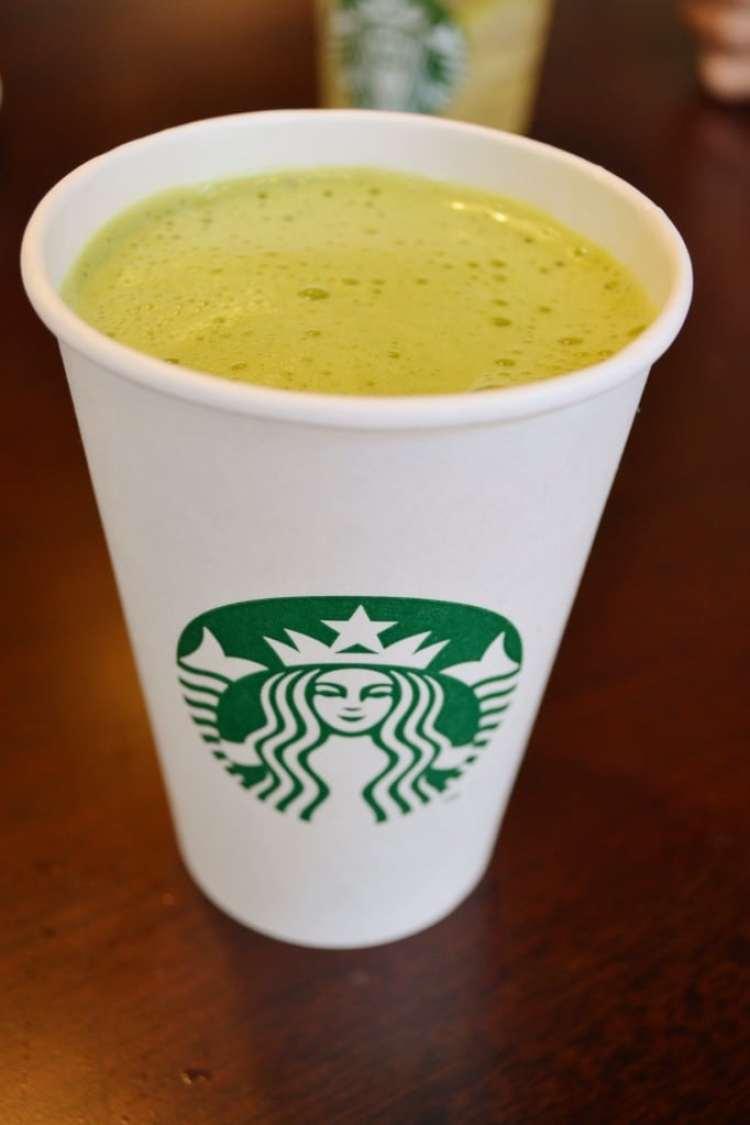 a melhor escolha_Starbucks Brasil Green Tea Latte