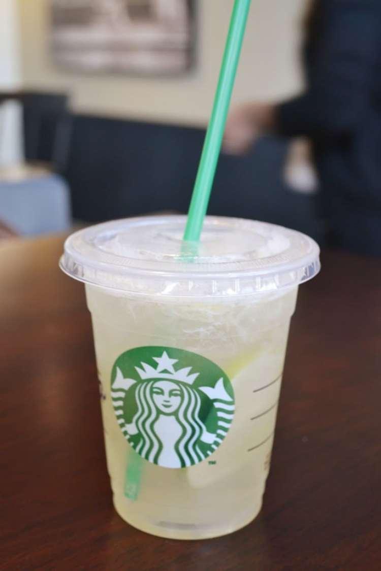Starbucks Brasil Refresh de Limao