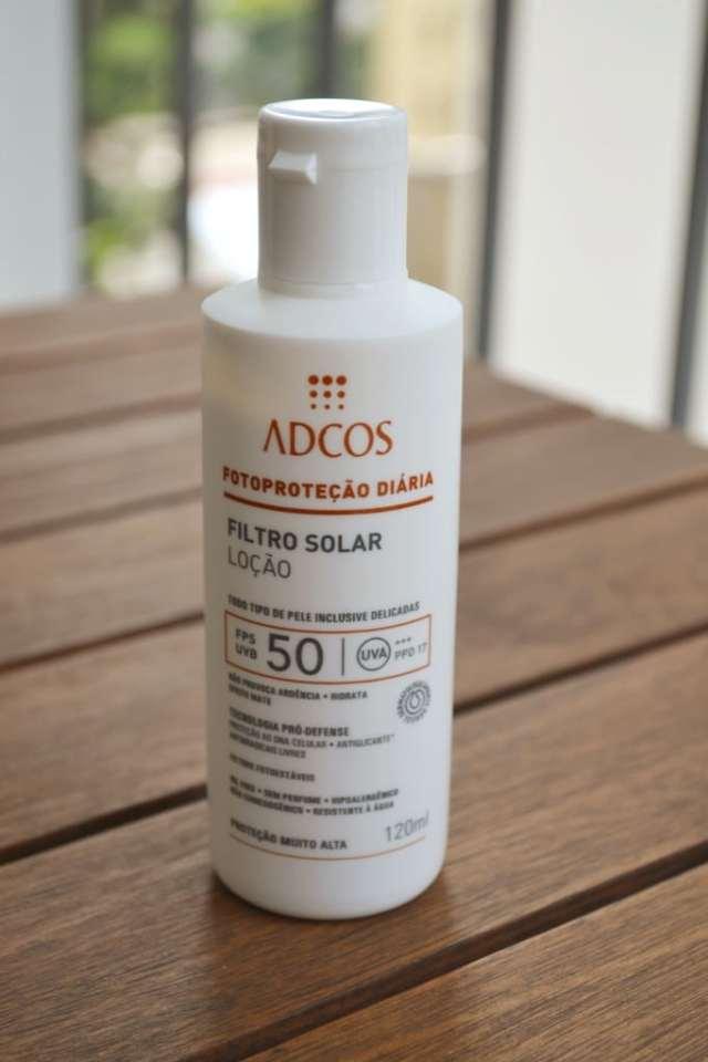 Adcos Filtro Solar FPS 50