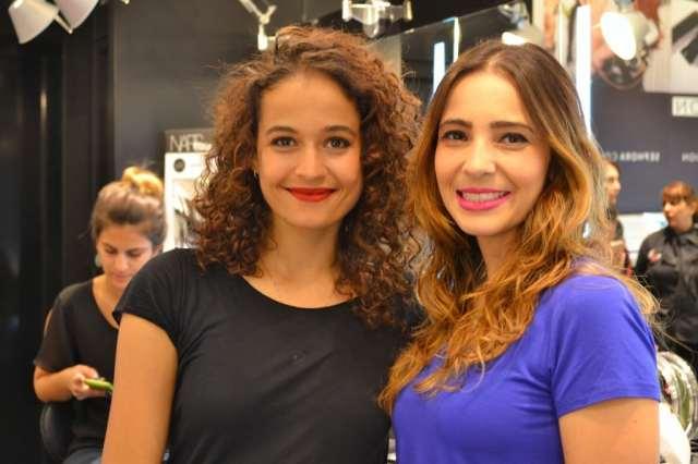 Rafaella Crepaldi e Fe Goncalves