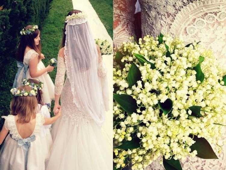 Vestido Noiva Constance