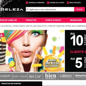 Conhecendo o site Donna Beleza
