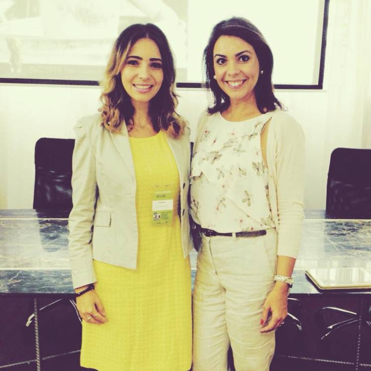 Fe Goncalves e Jenifer Vieira Revista Packing Cometica