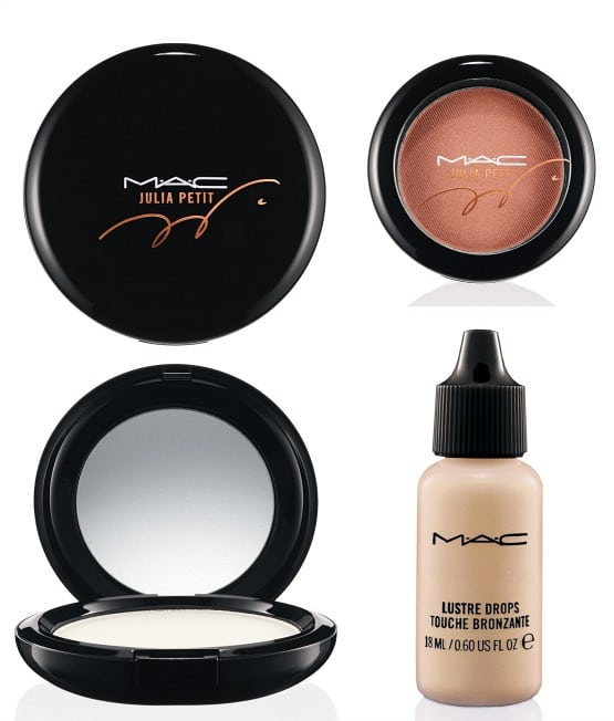 Blush e iluminador MAC Julia Petit