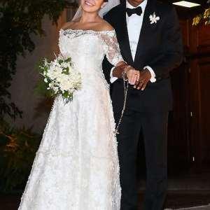 O vestido de noiva das famosas!