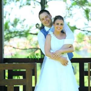 Casamento Temático da Amanda e do Cyro