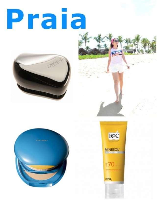 a melhor escolha_dicas de produtos de beleza para usar na praia