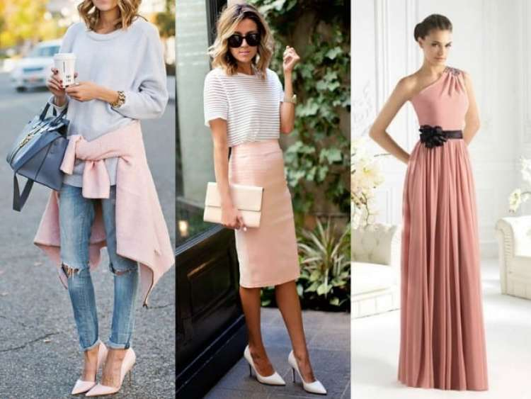 a melhor escolha_inspiracao de looks rosa quartz cor verao 2016 pantone