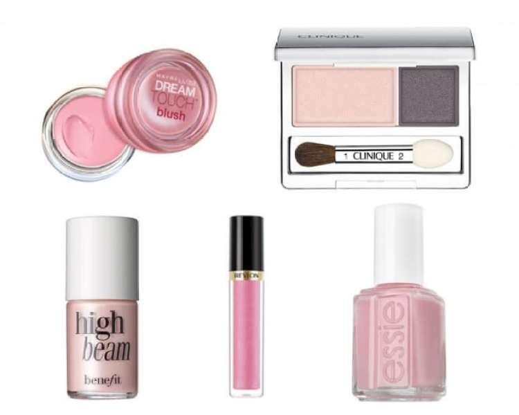 a melhor escolha_maquiagem rose quartz