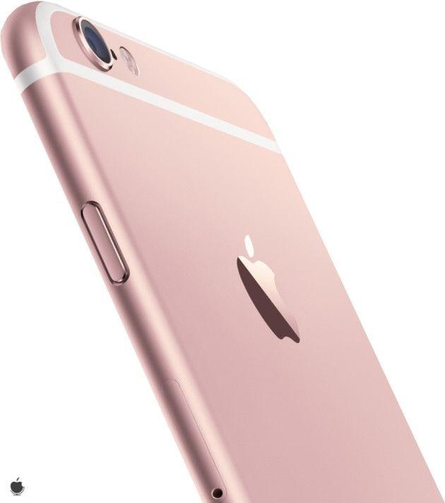 a melhor escolha_rose gold iPhone 6