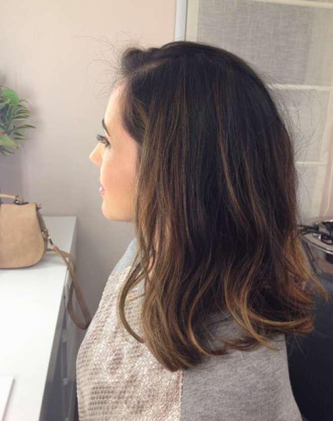 post sobre cabelo bronde hair