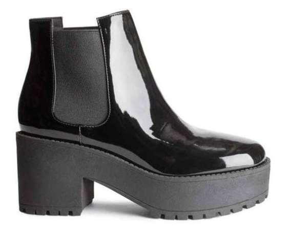 blog a melhor escolha_bota verniz H&M