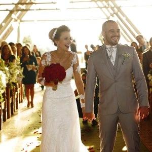 Casamento no fim de tarde: Bruna & Fillipi