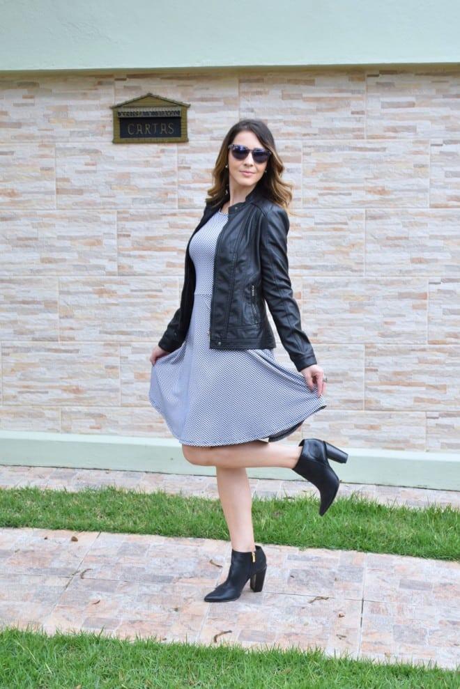 blog a melhor escolha_vestido preto e branco rodado