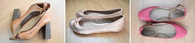 desapegos de sapatos e acessórios da fe gonçalves do blog a melhor escolha no enjoei