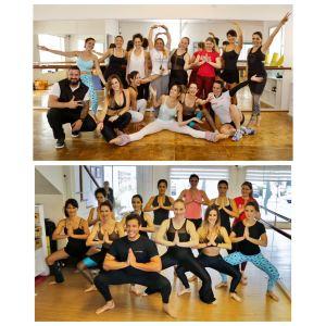 Circuito Fitness: Superioga, Ballet Fitness e WorCAUt