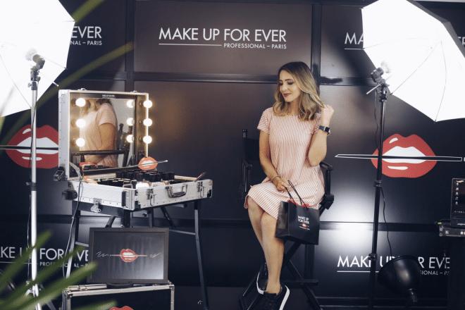 Lançamentos maquiagem Make Up For Ever Ultra HD e o passo a passo para uma maquiagem natural com pele perfeita