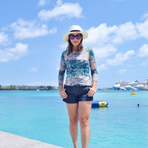 Looks para viajar: Key West, Cruzeiro no Caribe e Miami