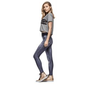 Como usar calça legging no dia a dia