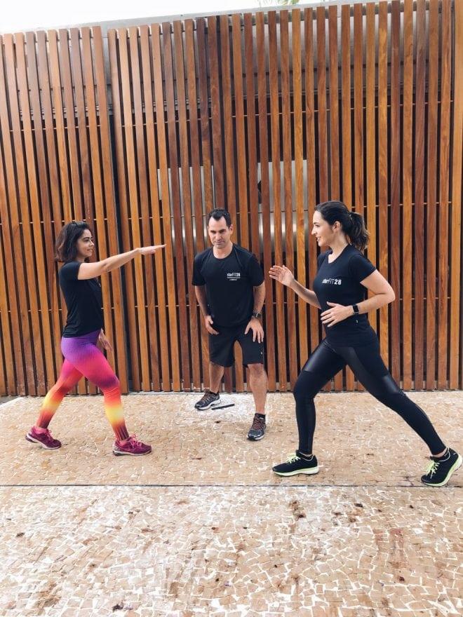 Conheça um treino para mulheres para definir o corpo e gastar muitas calorias