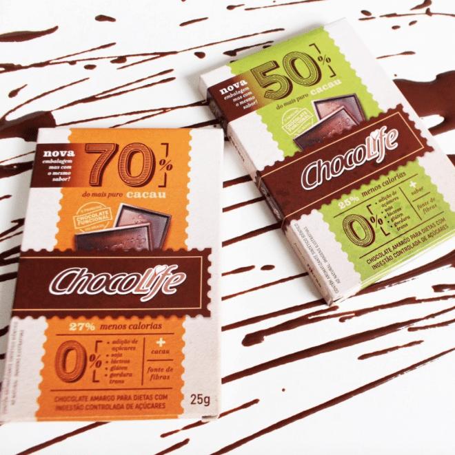 Opções de chocolates fit para uma páscoa saudável