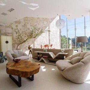 10 modelos de poltronas modernas para sua sala de estar