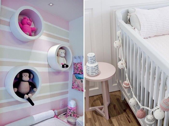 As vantagens do crochê para decorar a sua casa