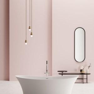 Toque de rosa na decoração com Millennial Pink